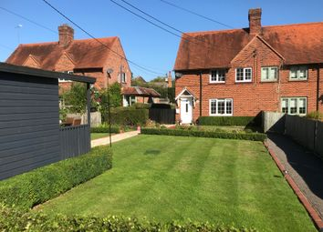 Thumbnail 3 bed semi-detached house for sale in Lampards Close, Wedmans Lane, Rotherwick, Hook