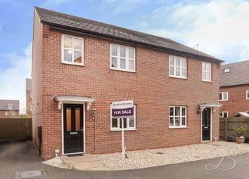 Thumbnail 3 bed semi-detached house for sale in Blackshale Road, Mansfield Woodhouse, Mansfield