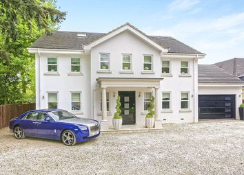 Thumbnail 7 bed detached house to rent in Trumpsgreen Road, Virginia Water