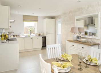"Thumbnail 3 bed detached house for sale in ""Hadley"" at Hill Pound, Swanmore, Southampton"