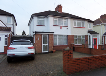 Thumbnail 3 bed semi-detached house to rent in Cranford Drive, Hayes, Middlesex