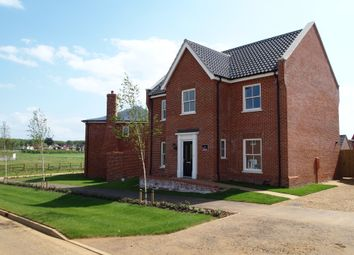 Thumbnail 4 bed detached house for sale in Butterfield Meadow, Hunstanton