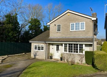 Thumbnail 4 bed detached house for sale in Piercefield Avenue, Chepstow