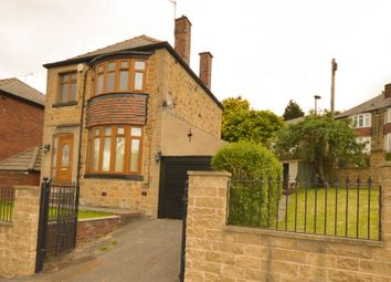 Thumbnail 3 bedroom detached house for sale in Donnington Road, Sheffield