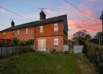 Thumbnail 3 bed end terrace house for sale in East Worldham, Alton