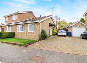 Thumbnail 2 bed bungalow to rent in Elizabethan Way, Brampton, Huntingdon