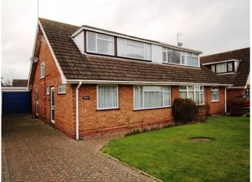 Thumbnail 3 bed semi-detached bungalow for sale in Burlish Close, Stourport-On-Severn