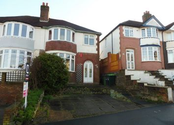 Thumbnail 3 bedroom semi-detached house for sale in Regent Road, Tividale, Oldbury