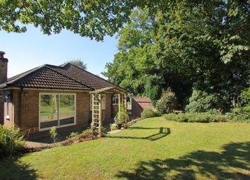 Thumbnail 2 bed detached bungalow for sale in Belmore Lane, Lymington, Hampshire
