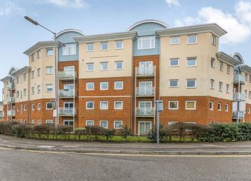 Thumbnail 2 bed flat for sale in Burlescombe House, 29 Burrage Road, Surrey