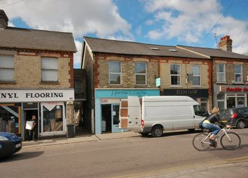 Thumbnail 2 bed maisonette to rent in Cherry Hinton Road, Cambridge