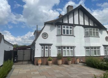 Thumbnail 4 bed semi-detached house to rent in Frankswood Avenue, Petts Wood, Orpington