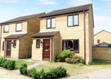 Thumbnail 3 bed detached house for sale in Buckenham Close, Worlingham