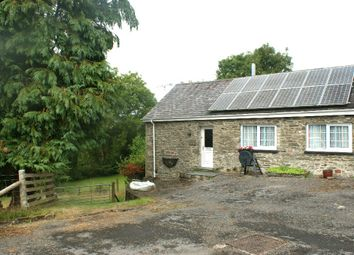 Thumbnail 2 bed cottage for sale in Llandysul, Ceredigion