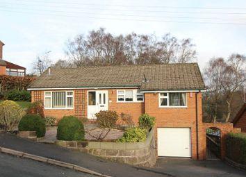 Thumbnail 2 bed detached bungalow for sale in Warrington Drive, Leek, Staffordshire