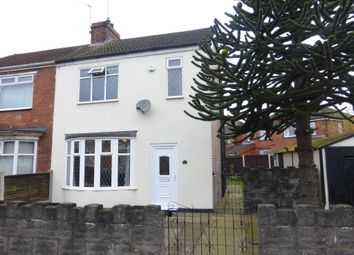 Thumbnail 3 bed semi-detached house for sale in Avon Road, Scunthorpe