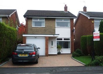 Thumbnail 3 bedroom detached house to rent in Mallard Crescent, Poynton, Stockport