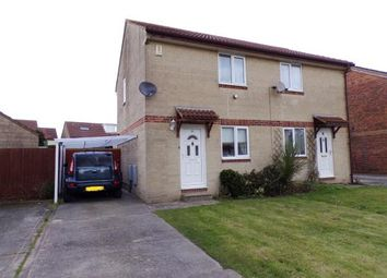 Thumbnail 2 bed semi-detached house for sale in Worle, Weston Super Mare, North Somerset