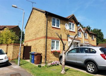 Thumbnail 3 bed end terrace house for sale in Hayes Close, Parsonage Road, Grays