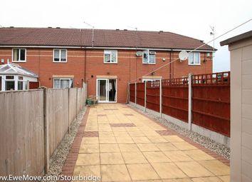 Thumbnail 2 bedroom terraced house for sale in Hodnet Drive, Pensnett, Brierley Hill