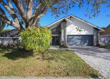 Thumbnail 4 bed property for sale in 6312 3rd Ave Nw, Bradenton, Florida, 34209, United States Of America