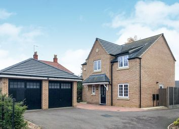 Thumbnail 4 bed detached house for sale in Harrington Road, Rothwell, Kettering