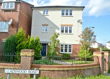 Thumbnail 6 bed detached house for sale in Adswood Road, Stockport, Cheshire