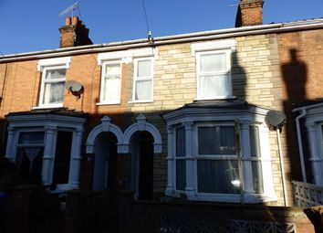 Thumbnail 3 bed terraced house for sale in Oxford Road, Ipswich, Suffolk