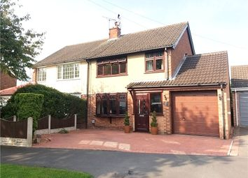 Thumbnail 3 bed semi-detached house for sale in Chesterton Road, Spondon, Derby