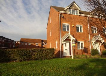 Thumbnail 4 bed end terrace house for sale in Tame Close, Wilnecote, Tamworth