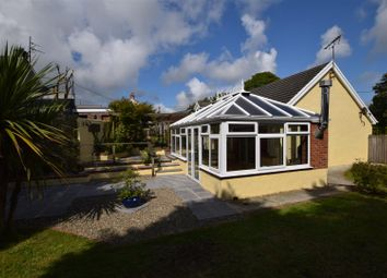 Thumbnail 4 bed detached bungalow for sale in Freystrop, Haverfordwest