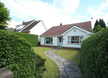 Thumbnail 3 bed detached bungalow for sale in Hatherleigh Road, Abergavenny