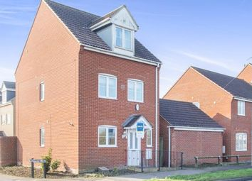 Thumbnail 4 bed detached house for sale in West Lynn, King's Lynn, Norfolk