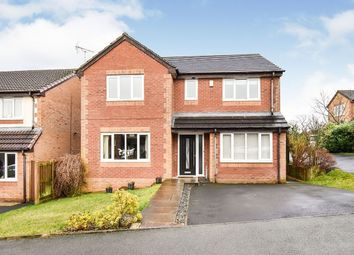 Thumbnail 4 bed detached house for sale in Clayton Way, Blackburn