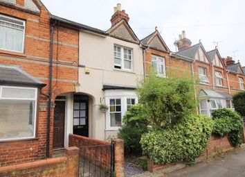 Thumbnail 3 bed terraced house for sale in Connaught Road, Reading