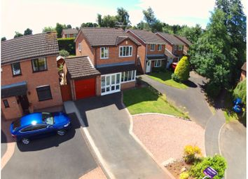 Thumbnail 3 bed detached house for sale in Chaffinch Drive, Spennells, Kidderminster