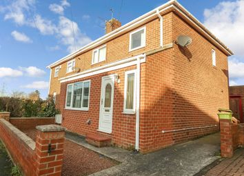 Thumbnail 3 bedroom semi-detached house for sale in Spital Road, Newbiggin-By-The-Sea