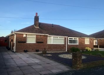 Thumbnail 2 bed bungalow to rent in Thorn Road, Warrington