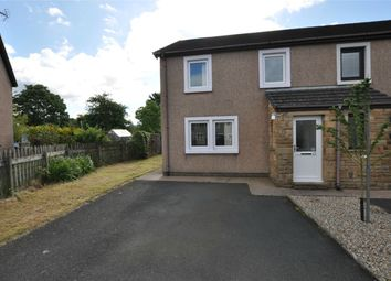 Thumbnail 3 bed end terrace house for sale in 17 Castle Park, Brough, Kirkby Stephen, Cumbria
