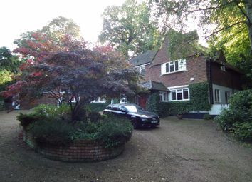 Thumbnail 4 bed detached house to rent in Portnall Drive, Wentworth, Virginia Water, Surrey. 4Nw.