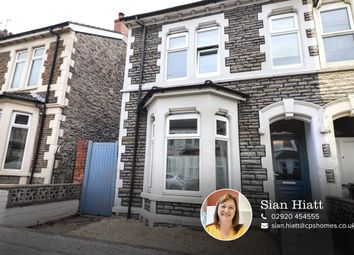 3 bed terraced house for sale in Moorland Road, Splott, Cardiff CF24
