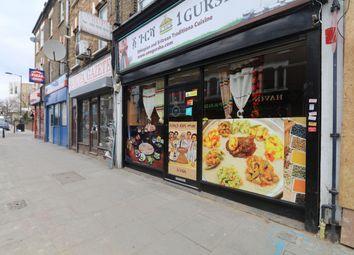 Retail premises to let in Green Lane, London N16