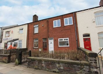 Thumbnail 3 bed terraced house to rent in Manchester Road, Manchester