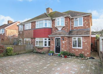 Thumbnail 5 bed semi-detached house for sale in Chesswood Road, Broadwater, Worthing