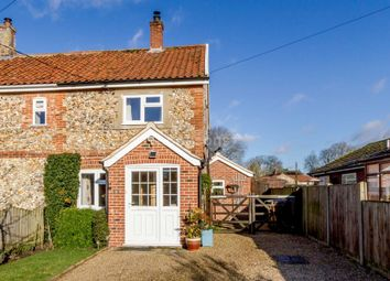 Thumbnail 2 bed cottage for sale in Mill Street, Necton, Swaffham
