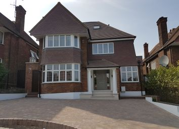 Thumbnail 6 bed detached house to rent in The Paddocks, Wembley, Middlesex