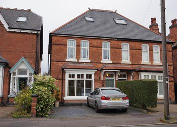 Thumbnail 4 bed semi-detached house for sale in Western Road, Wylde Green, Sutton Coldfield