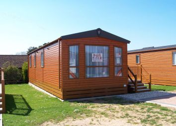 2 bed mobile/park home for sale in Pinewood Retreat, Sidmouth Road, Lyme Regis DT7