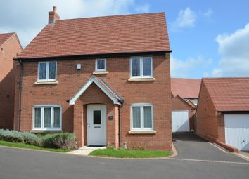 Thumbnail 4 bed detached house for sale in Hart Drive, Measham