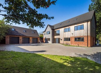 Thumbnail 5 bed detached house for sale in Church Road, Blofield, Norwich